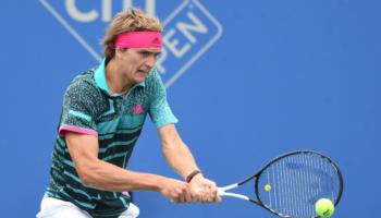 ATP Washington: De Minaur, el último obstáculo de Zverev
