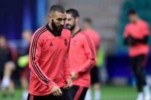 Las apuestas de gol en el Madrid (sin Cristiano) para la Supercopa