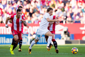 Girona-Real Madrid: el primer ensayo en Montilivi tuvo sorpresa