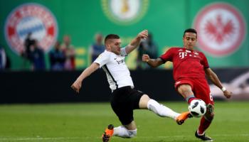 Eintracht-Bayern: las apuestas de la Supercopa alemana