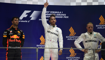 Fórmula 1: hay mucho en juego en la gran carrera nocturna de Singapur