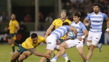 Australia - Argentina: Los Pumas casi le ganan a los All Blacks en su último enfrentamiento. Ahora buscan la revancha
