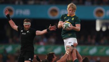 Nueva Zelanda - Sudáfrica: ambos ganaron en el debut y ahora van a por el liderazgo