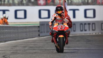 MotoGP de Aragón, superada la polémica con Valentino Rossi, Marc Márquez quiere acercarse al hexacampeonato