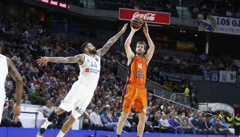 Real Madrid - Valencia Basket: cuotas categóricas, ¿hay lugar para la sorpresa?