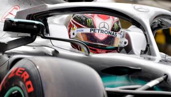 Fórmula 1: Hamilton estrenará su título en Brasil