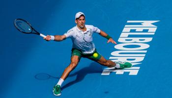La primera gran cita del tenis en el año: ¿Quiénes son los candidatos a ganar el Abierto de Australia 2021?