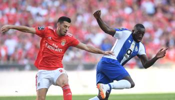 Benfica-Oporto: máxima tensión en
