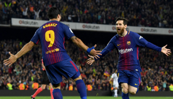 Las duplas más letales y eficaces del fútbol