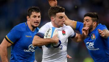 Inglaterra - Italia: ¿triunfo asegurado para el XV de la Rosa?