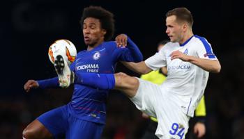 Dynamo Kyiv – Chelsea: partido cuesta arriba para el local, que deberá remontar un 0-3 ante uno de los candidatos