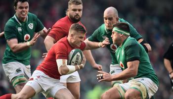 Seis Naciones 2019: Gales e Irlanda jugarán un partidazo que definirá el campeón