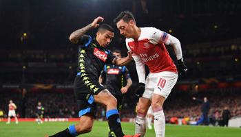 Nápoles – Arsenal: los Gunners buscarán defender el 2-0 en una final anticipada de Europa League