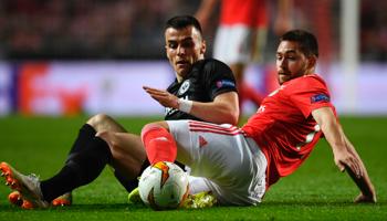 Eintracht Frankfurt – Benfica: la ventaja es para el Glorioso, pero la serie se define en Alemania