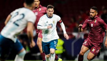 Copa América: 90 días después del resultado histórico de Madrid, Argentina y Venezuela se medirán en cuartos de final.