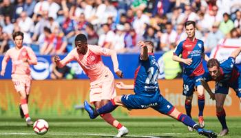 Huesca – Barcelona: el último de la clasificación buscará hacer historia