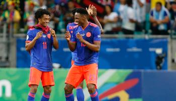 Colombia – Qatar: los cafeteros quieren garantizar su clasificación ante el campeón asiático