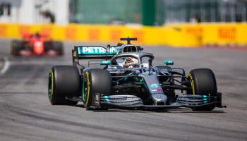 Fórmula 1: Hamilton va por una nueva victoria en Francia