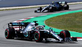 Fórmula 1: la acción se muda a Canadá y Hamilton es el favorito