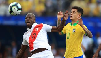 Brasil - Perú: se vieron en la fase de grupos y ahora jugarán la final de la Copa América 2019