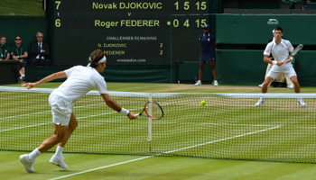 Novak Djokovic – Roger Federer: la final de Wimbledon ofrecerá otro de esos enfrentamientos que prometen ser inolvidables