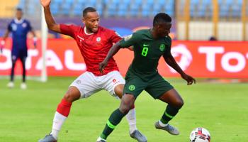 Túnez - Nigeria: las súper águilas aspiran quedarse con el tercer lugar