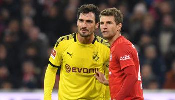 Borussia Dortmund - Bayern de Múnich: ¡Der Klassiker para definir la Bundesliga!