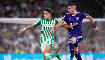Real Betis – Real Valladolid: ninguno quiere perder