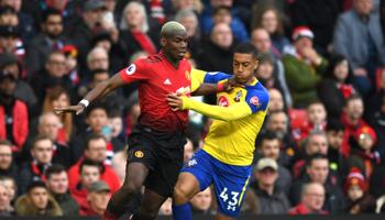 Southampton – Manchester Utd: los reds quieren volver a la senda del triunfo a costa de los saints
