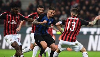 Milan-Inter de Milán, buenas cuotas y expectativas de muchos goles en una nueva edición del Derby della Madonnina