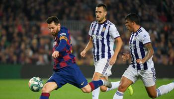 Valladolid-Barcelona: El Barça está obligado a ganar para seguir en la carrera por el título