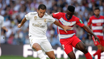 Granada – Real Madrid, los merengues están a un suspiro de la gloria