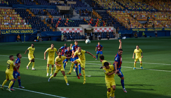 Villarreal – Eibar: nueva oportunidad para conseguir el primer triunfo de la 2020/21