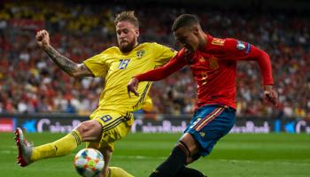 España - Suecia: comienza en La Cartuja el sueño de La Roja en la Eurocopa