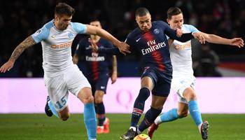 PSG - Marsella: los parisinos saldrán a mantener en su feudo su hegemonía en el Derby de France