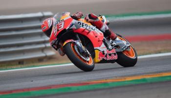 MotoGP, Márquez va por todas en Tailandia