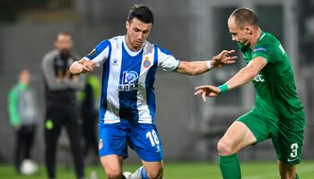 Espanyol-PFC Ludogorets: los periquitos defenderán su liderato en casa