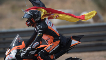 Moto3: Canet es uno de los sólidos candidatos en el circuito de Chang