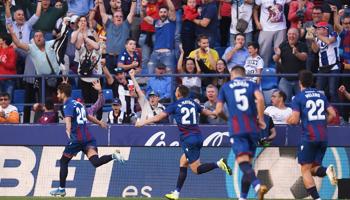 Melilla – Levante: los granotas anticipan una fiesta en su debut en la Copa del Rey