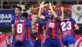 Logroñés – Eibar: los armeros están llamados a ganar en su debut en la Copa del Rey