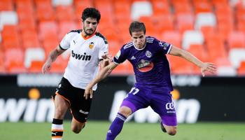 Real Valladolid – Valencia: los visitantes regresan a un estadio que les trae buenos recuerdos