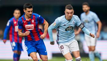 Eibar – Celta de Vigo: un partido de estreno que podría ser crucial al final de temporada
