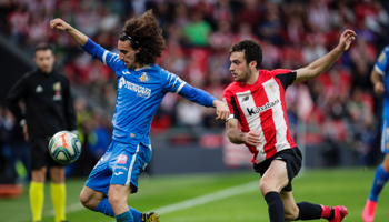 Getafe – Athletic Club: partido equilibrado
