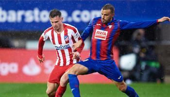 Eibar – Atlético de Madrid: el equipo colchonero quiere reafirmar su liderazgo