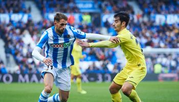 Villarreal – Real Sociedad, una final en la carrera a Europa