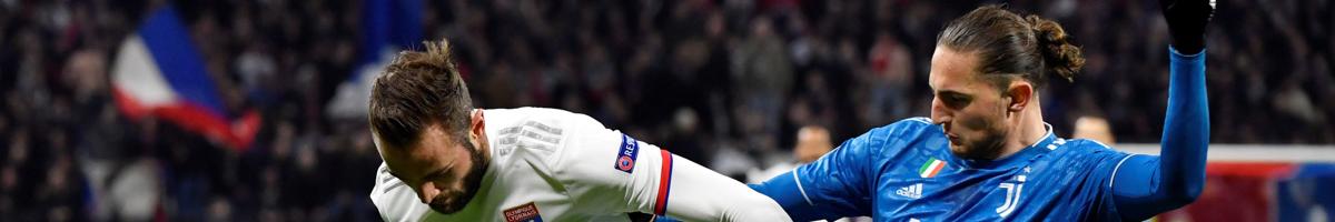 Pronóstico Juventus - Lyon | Liga de Campeones | Fútbol