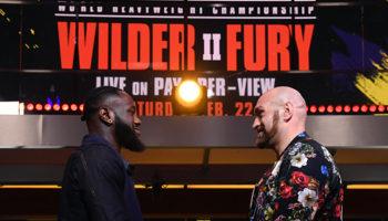Wilder vs Fury II: ¿Dónde se ganará y se perderá la pelea?