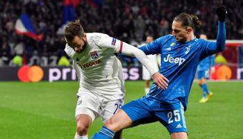 Juventus-Olympique de Lyon, La Vecchia Signora buscará la clasificación en casa