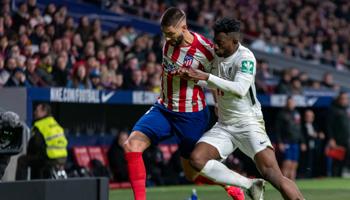 At. Madrid-Granada, debut colchonero a pesar de las dificultades