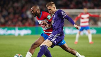 Granada-Real Valladolid, los Pucelanos están desesperados por salir del fondo de la tabla